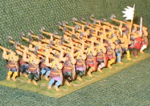 25mm Viking Warband 30 Figures